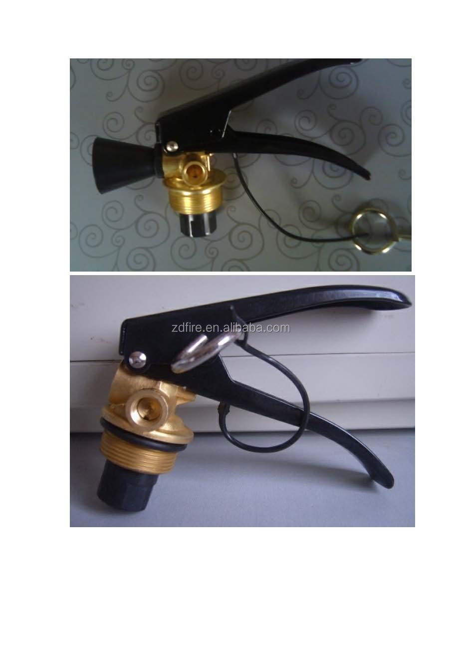 Огнетушитель клапан, valvula де extintor