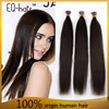 New Product Arrival Hot Sale Big Dscount Italian Glue Top Quality pre bounded hair
