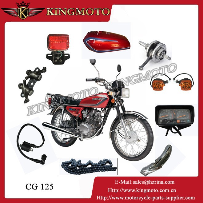 CG125Motorcycle rear back mirror convex mirror