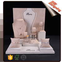 China supplier high end jewelry display