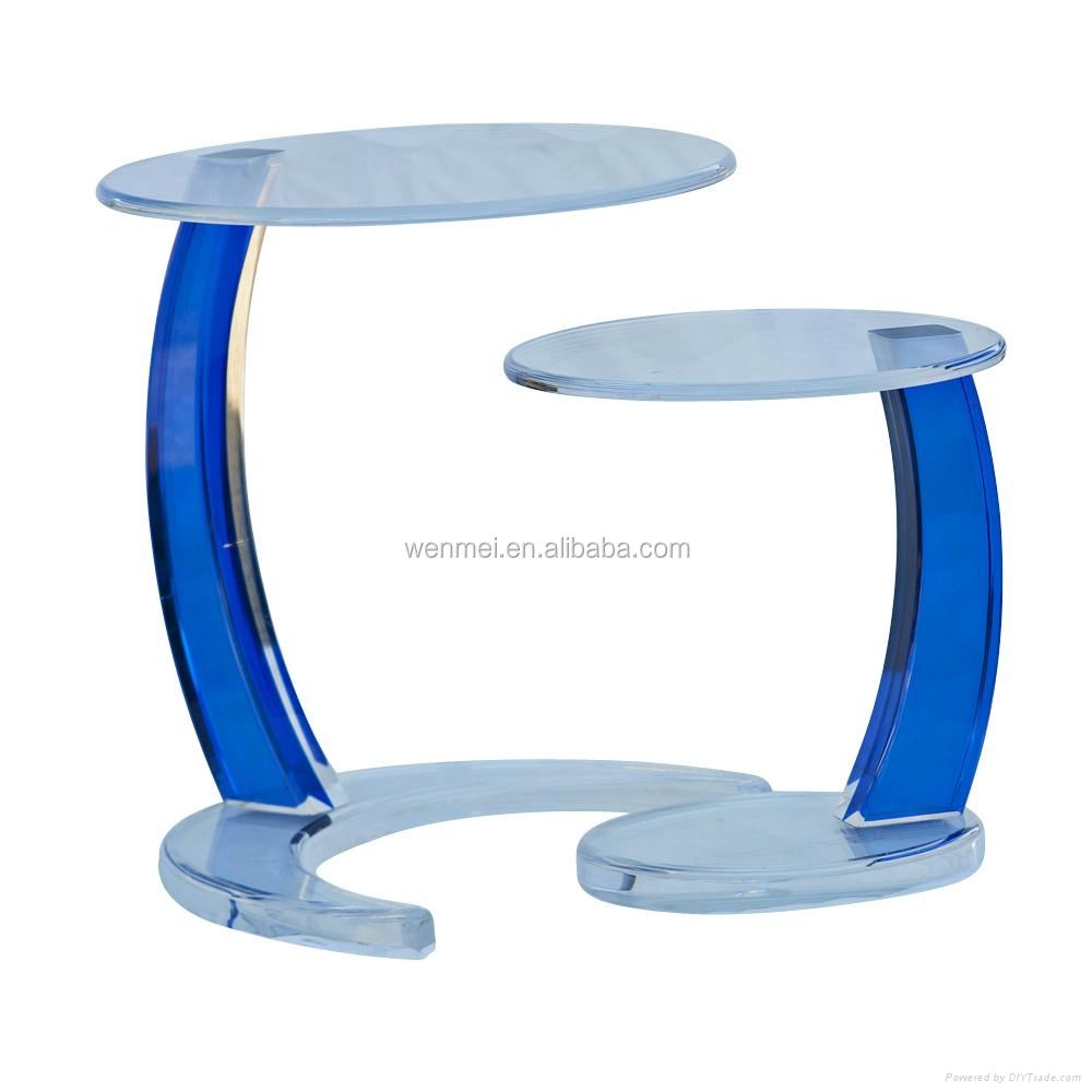 HOT Sale & Modern Design Acrylic Furniture , Acrylic Table, Acrylic Coffee Table