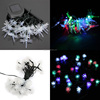 100 White Outdoor Led Solar Fairy Lights Christmas Decor Lamp Gifts solar led lights for crafts