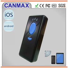 Wireless barcode scanner with memory Optional Bluetooth support