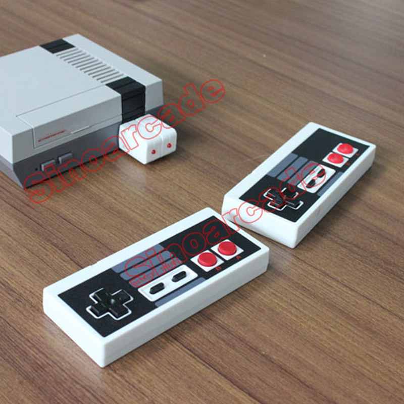 New Arrived Factory Price Miniboss NES Wireless Controller Video GamePad Console for Nintendo NES Classic Edition bluetooth game