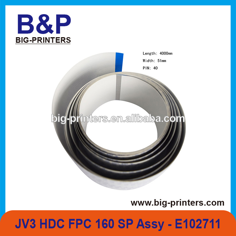 Durable !!! Mimaki JV3-160SP HDC FPC 160 SP Assy (6 pcs) - E102711 40PIN 4000MM 1.25 B long data cable