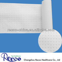 skin or white colour perforated plaster from China