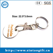 Customized Promotional Printing Embossed Colorful token maker