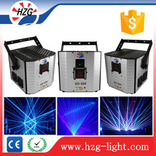 Cheap Dj Disco Laser Light 5000mw 5watt Full Color Animation Laser Light Rgb Laser Show Lighting