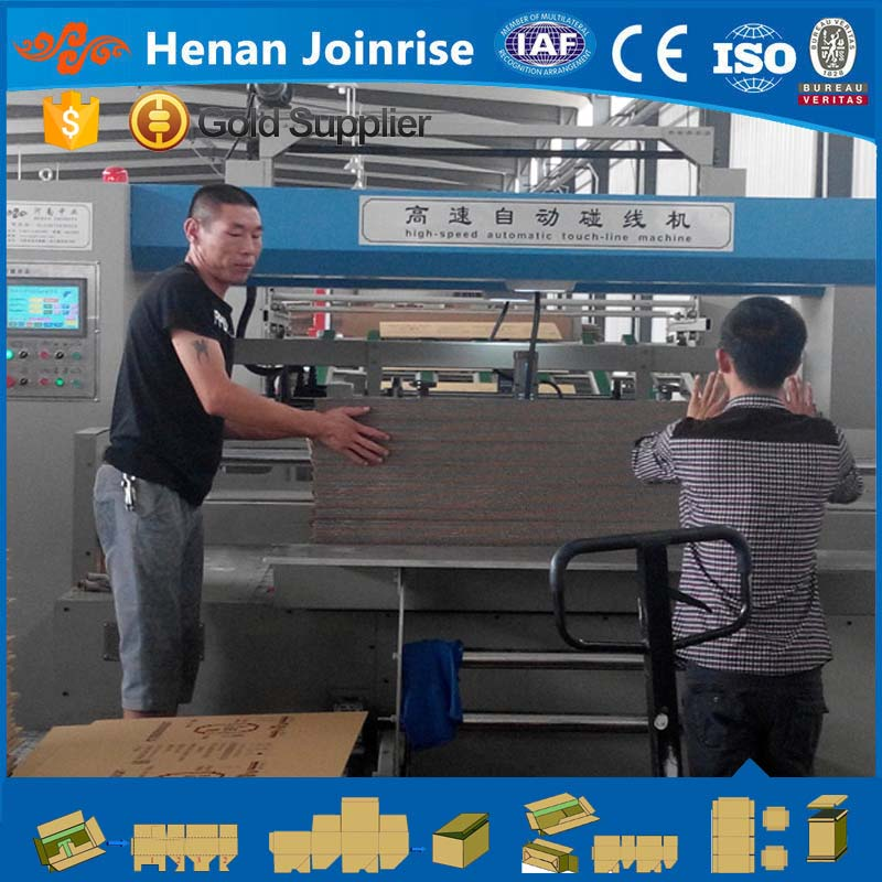 Automatic Die Cutting and Embossing Machine