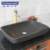 Factory supply granite big size customized design shapes natural stone sinks