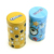 new design wholesale set of cylinder coffee tin container