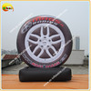 Factory Price giant inflatable promotion tyre,inflatable advertising