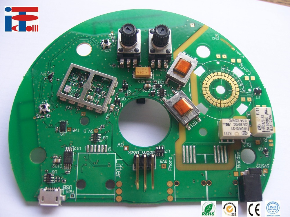 Egg Incubator Pcb Circuit Boards Electronic Manufacturing Service