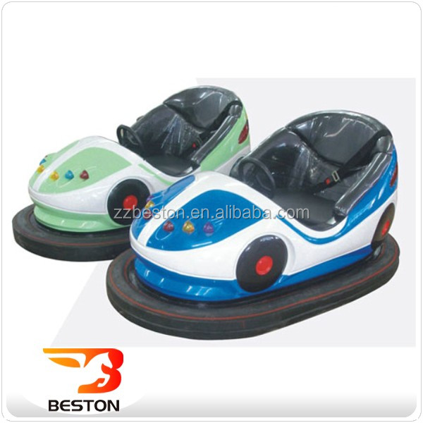 Outdoor Playground Electric Bumper Car/Funny Game Rides Kids Battery Dodgem Bumper Cars