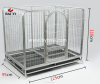 Luxury Pet Tube Dog Kennel Design & Commercial Dog Cage