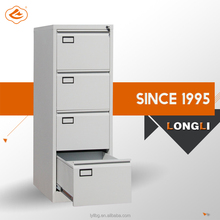Hot sale office widely use 3 drawer filing cabinet/ 2 drawer filing cabinet