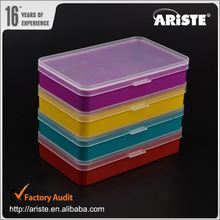 21984 New Design factory supply clear storage containers with lids