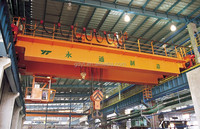 High Performance Motor-driven overhead crane 50 ton