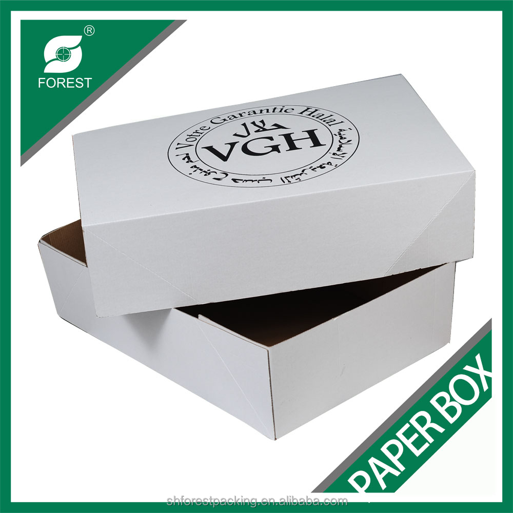 HIGH QUALITY MEAT PACKAGING BOX WITH ECO-FRIENDLY MATERIAL