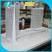 Commercial 3D Architectural Scale Model Making