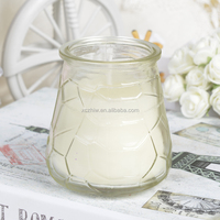 Private label Soy wax Citronella Fragrance Scented Candle