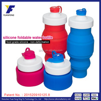 Wholesale New Arrival Silicone Bike Water Bottle Storage