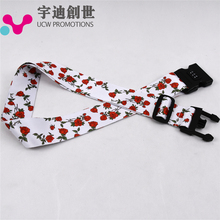 Wholesale/ Retail Travel Accessories Suitcase Luggage Strap with Combination Buckle