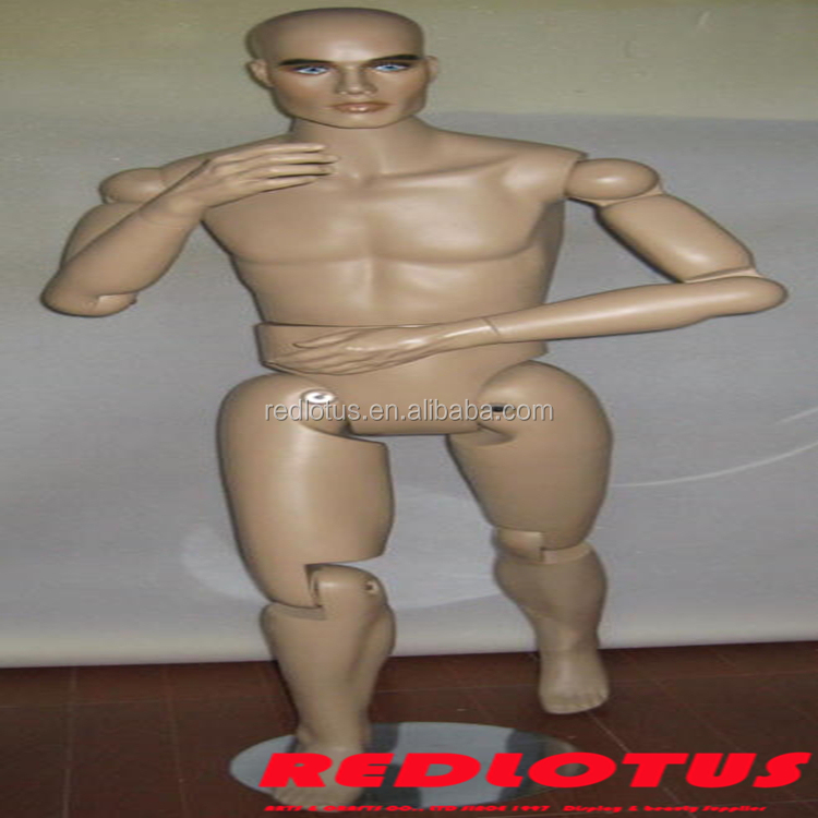 High Quality Flexible Foam Sport Poseable Mannequins