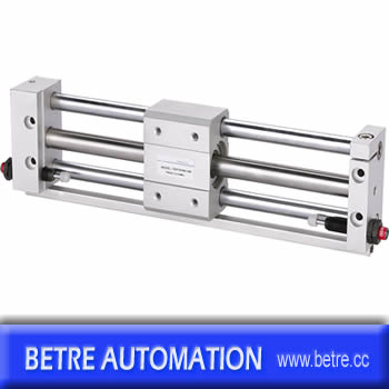SMC Type Magnetically Coupled Rodless Pneumatic Cylinder/Air Cylinder CDY1S Series