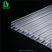 hot selling tinted three layer polycarbonate sheeting