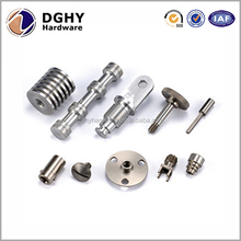 China Manufacture OEM/ODM anodizing hardware custom machining made precision cnc machined aluminum parts for toy car