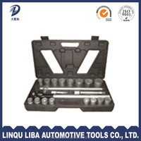 Export High Quality Factory Wholesale Directly from China 21pcs Professional Socket Repair Set With Trade Assurance
