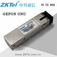 Compatible with Huawei Single fiber 1000 BASE 20KM 1.25Gbps Px20+ EPON ONU SFP SC receptacle