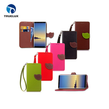 CaseMe Hot For Samsung Galaxy note 8 Luxury CaseMe flip leather case for Samsung note 8,For galaxy note 8 2 in 1