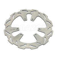260mm motorcycle dirt bike front solid/fixed brake disc rotor for Honda CRF R 250 450 2015 2016