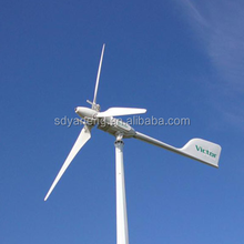 wind turbine house power 5kw eolic generators, 5000 watt wind mills