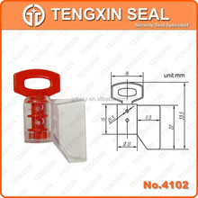 MS102 High Quality Polycarbonate Roto Meter Seal Tengxin102