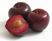 fresh dark red plum price