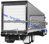 Roll up door for Refrigeration truck