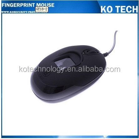 KO-GT18 Biometric Fingerprint Mouse