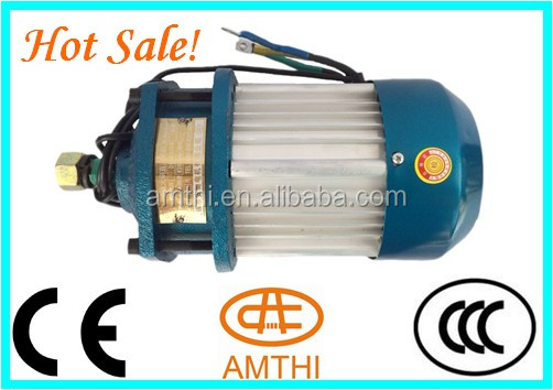three wheel cargo auto rickshaw parts, electric tricycle motor for passenger indian , motors for electric cars