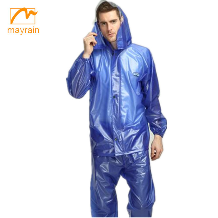 High quality rain wear waterproof rainsuit