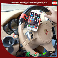 China manufacturer car rearview mobile phone accessories