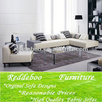 fashionable leisure calia style fabric sofa furniture in south africa