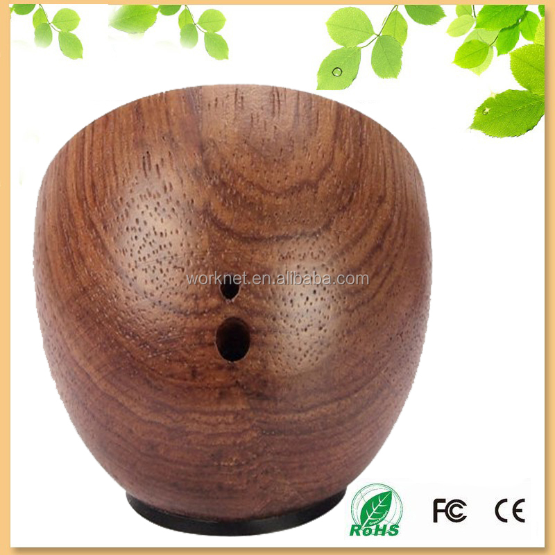 2015 new product <strong>100</strong>% handmade rose wood <strong>bluetooth</strong> speaker