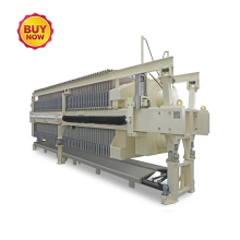 Hot selling new design plate and frame filter press