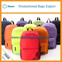 Yiwu factory student Polyester School bag wholesale japan hot school girl bag