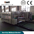 Factory price Carton Printing die cutting Machine