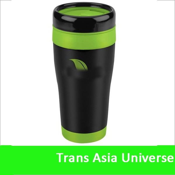 Hot Selling custom logo matte black 16 oz stainless tumbler