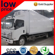 Top Quality 4X2 5-15 Tons Small Refrigerated Truck